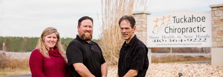 Staff at Tuckahoe Chiropractic